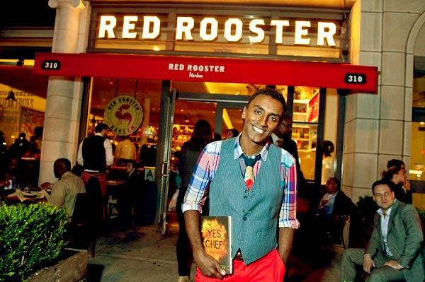 Image of Caption: Marcus Samuelsson restaurant Red rooster