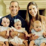 Bobby Deen Net Worth. Meet his wife Claudia Lovera and triplets.