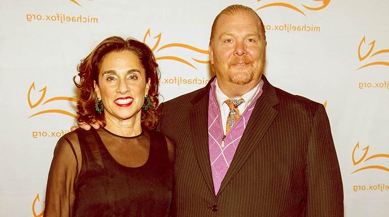 Image of Mario Batali Net Worth 2020. Meet His Wife Susi Cahn.