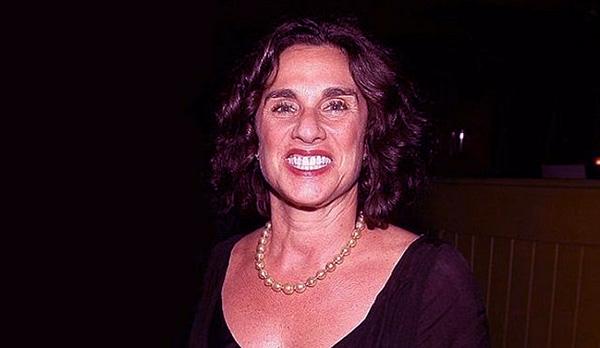 Image of Caption: Restaurateur, Susi Cahn
