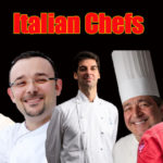 List of Top 25 Italian Chefs in the World.