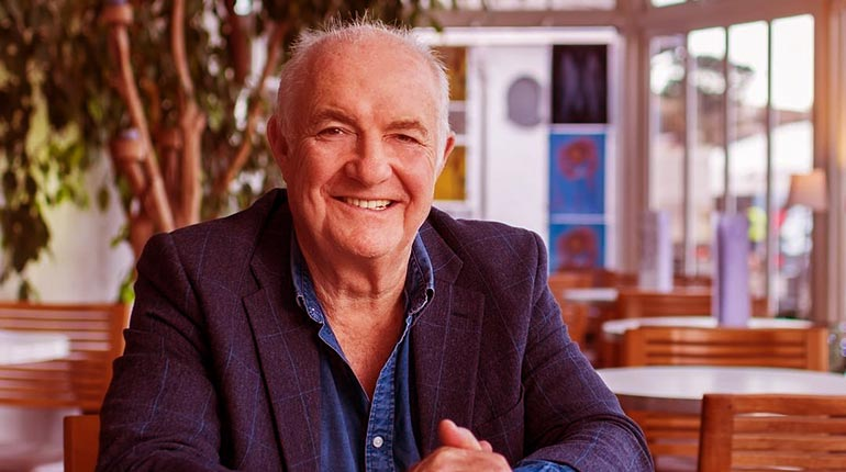 Image of Rick Stein Biography.