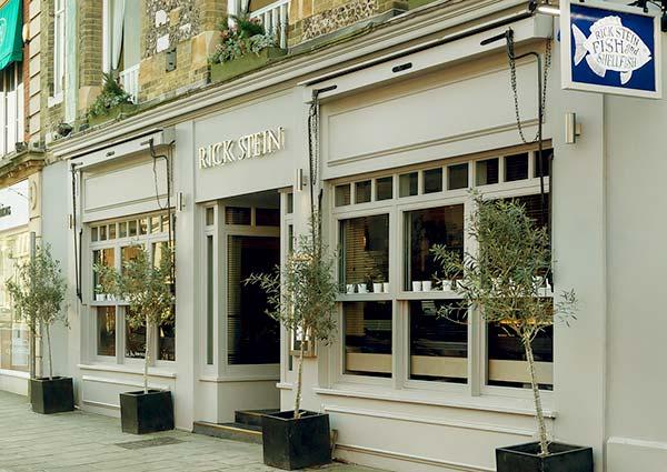 Image of Rick Stein restaurant Winchester