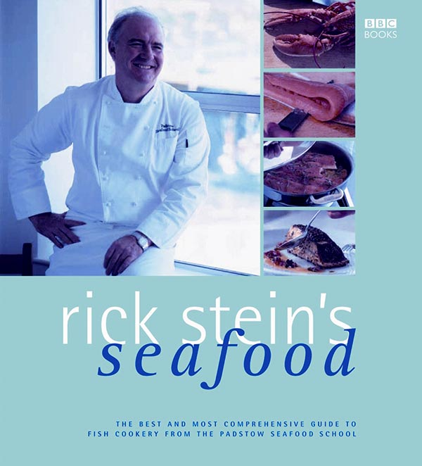 Image of Rick Stein book named Rick Stein's Seafood