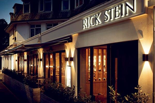 Image of Rick Stein restaurant Sandbanks in Dorset