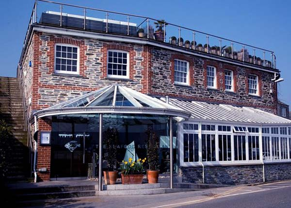 Image of Rick Stein restaurant The seafood restaurant, Padstow