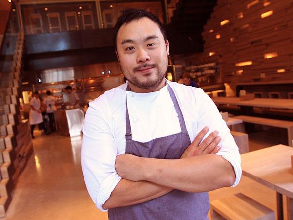 Image of Chef, David Chang net worth