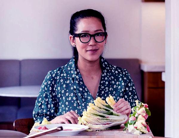 Image of Food Blogger, Grace Seo Chang