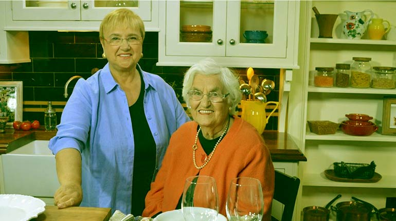 Image of Lidia Bastianich Net Worth, Restaurants, Husband, Mother Erminia Matticchio, Son, Age.