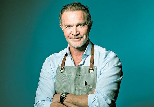 Image of Chef, Mark McEwan net worth