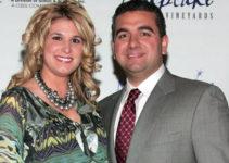 Buddy Valastro and Lisa Valastro