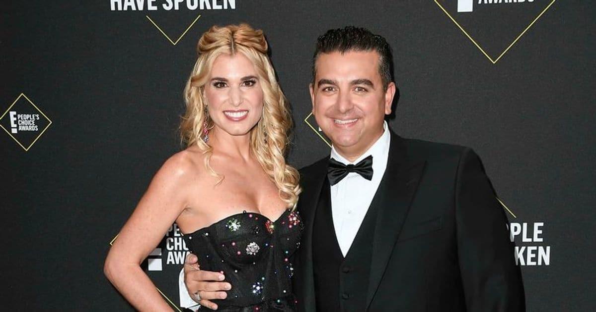 Image of Buddy Valastro's wife Lisa Valastro