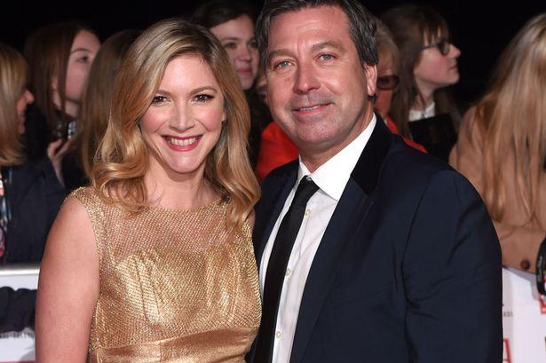 Jessica Torode with ex husband, John Torode