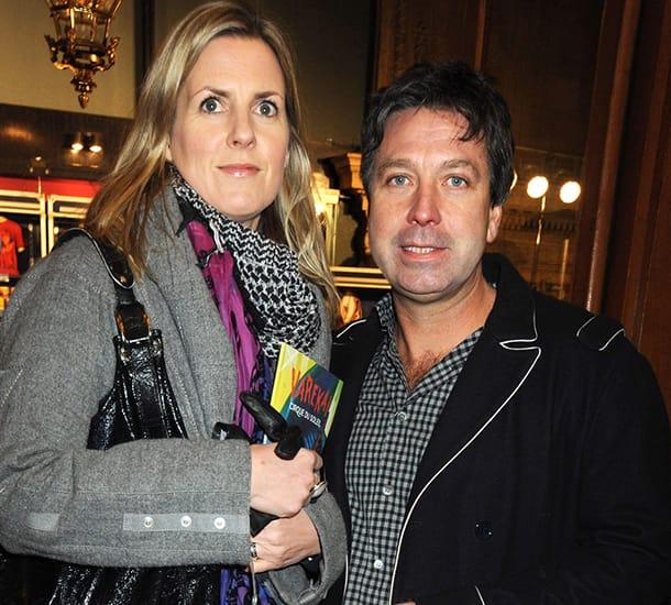 Jessica and ex husband, John Torode
