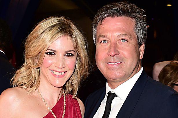 Lisa Faulkner and husband's John Torode