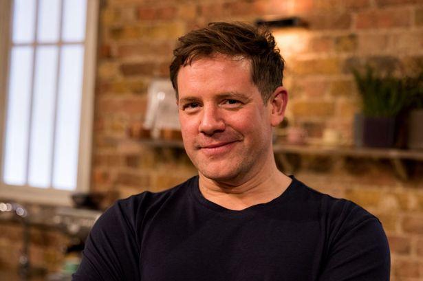 Image of famous chef and restauranteur, Matt Tebbutt.