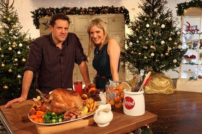 Photo of Matt Tebbutt and his Wife, Lisa Tebbutt.