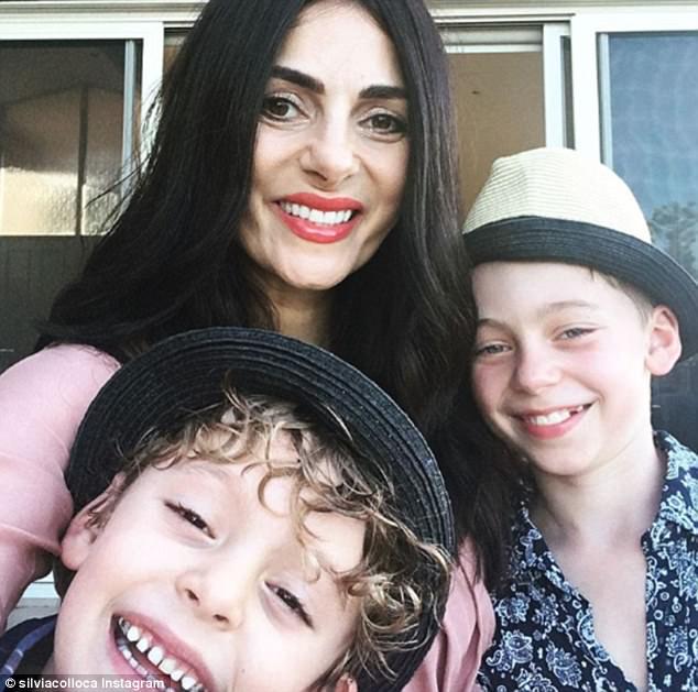 Silvia Colloca's Sons