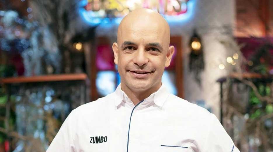 Photo of Australian chef, Adriano Zumbo.