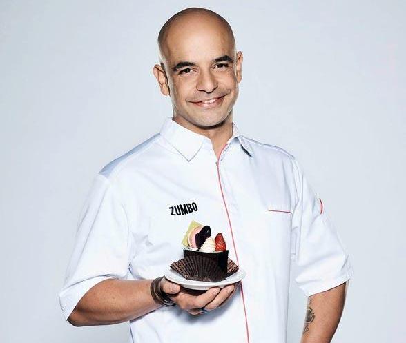 Image of chef, Adriano Zumbo.