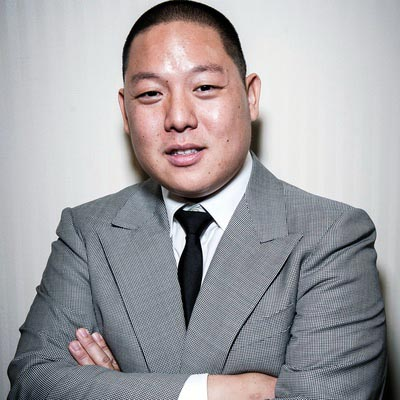 Image of chef and author, Eddie Huang.