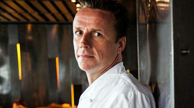 Image of chef and TV personality, Marc Murphy.
