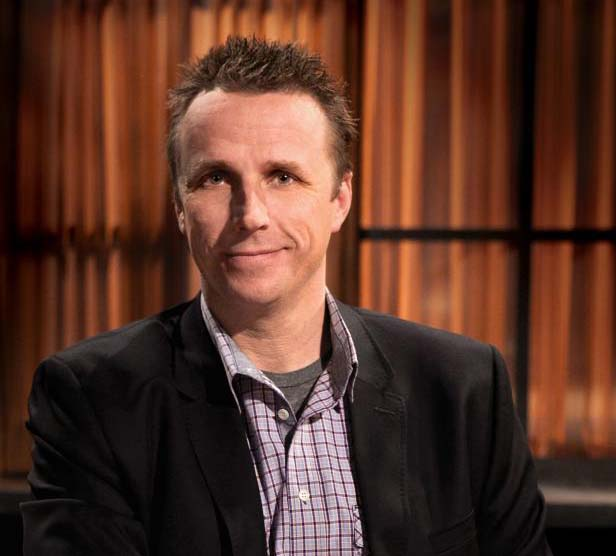 Image of famous chef, Marc Murphy.