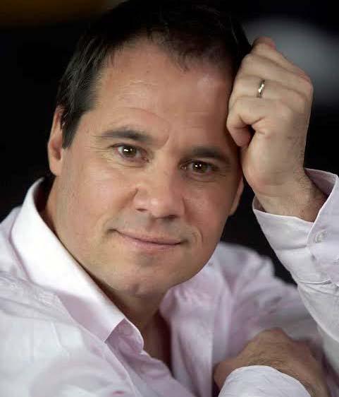 Image of Australian actor, Paul Mercurio.