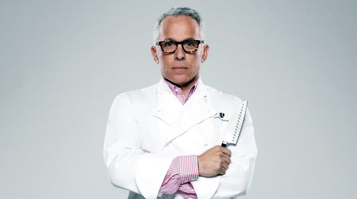 Image of TV personality and chef, Geoffrey Zakarian.