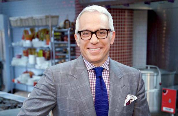 Image of chef and author, Geoffrey Zakarian.