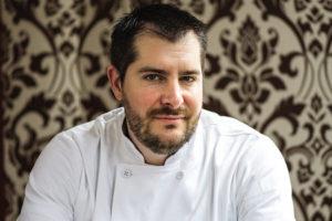 Image of Chef Harold Dieterle.
