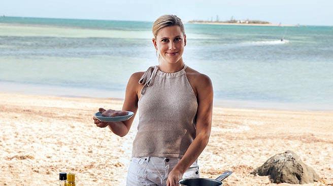 Photo of Australian chef, Justine Schofield