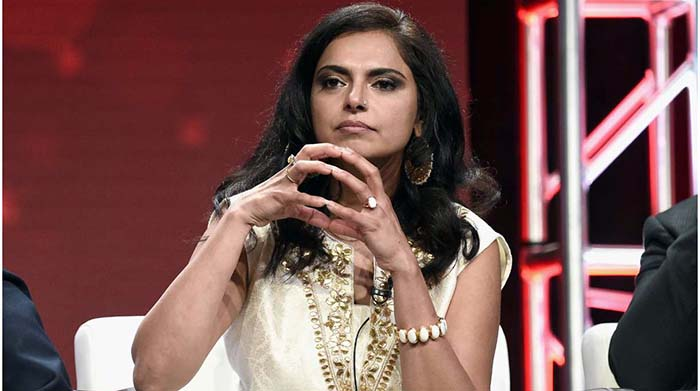 Photo of Indian-descent American chef, Maneet Chauhan.