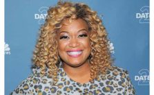 Photo of famous TV host, Sunny Anderson.