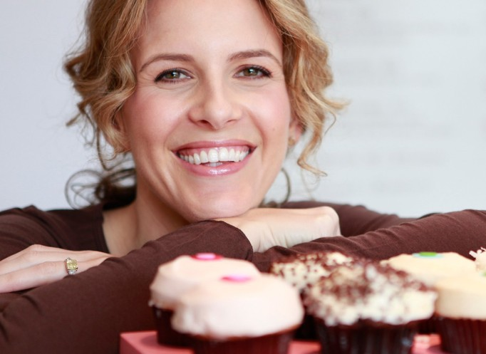 Image of renowned chef and entrepreneur, Candace Nelson
