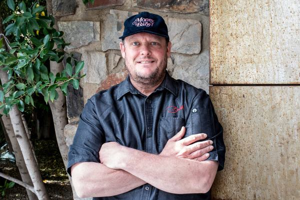 Image of successful Chef,Beau MacMillan