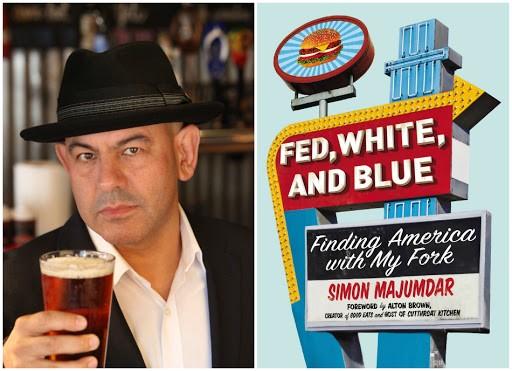 Image of renowned Chef Simon Majumdar's best selling book