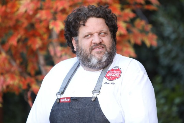 Image of the successful cooks in the world, Aaron May
