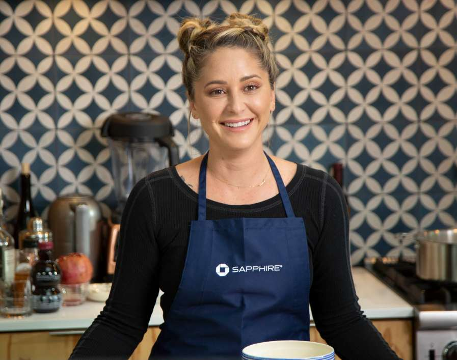 Image of famous American chef, Brooke Williamson