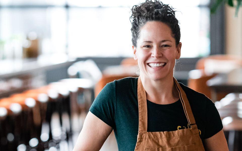 Successful Chef Stephanie Izard