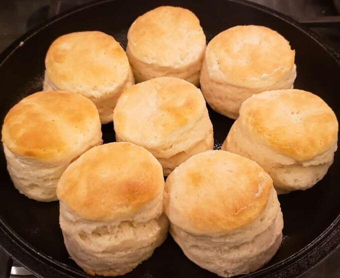 Buttermilk Biscuits by Brenda Gantt